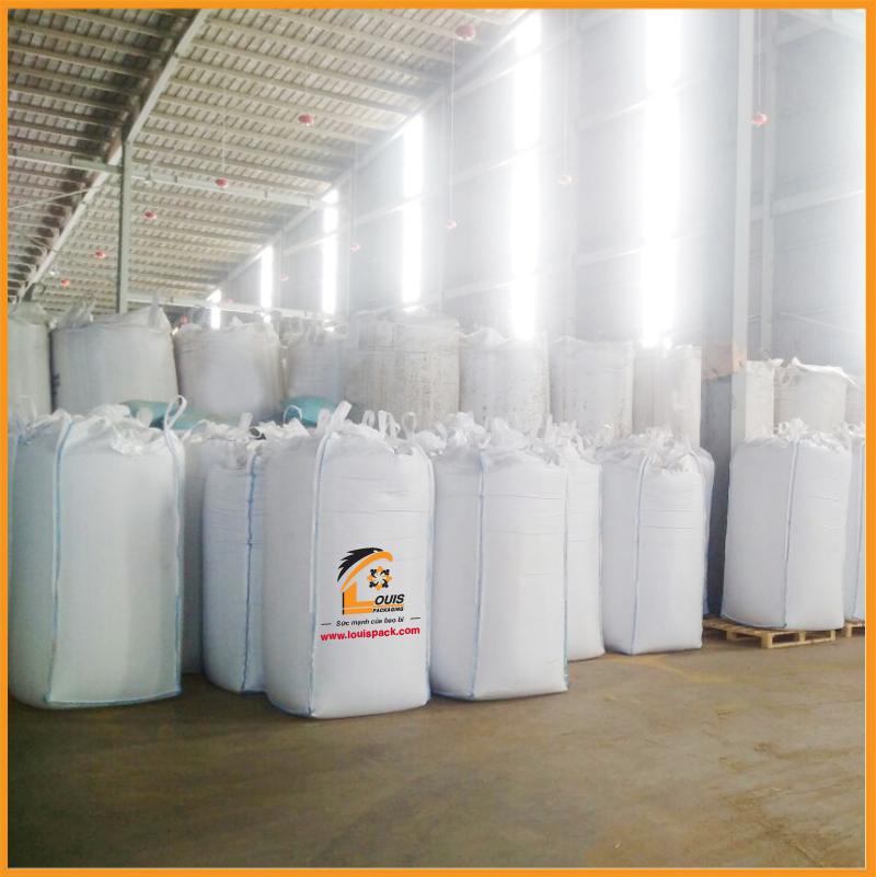 Bao Jumbo đựng 1400kg thức ăn gia súc