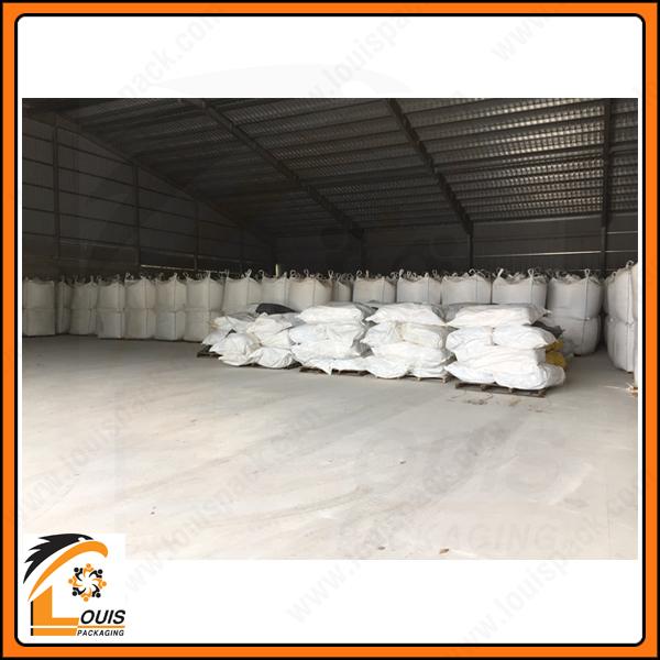 Bao jumbo đựng gạo xuất khẩu giúp Doanh Nghiệp tiết kiệm đáng kể thời gian và chi phí