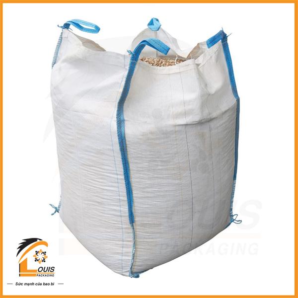 Bao jumbo tái sử dụng có giá thành rẻ hơn rất nhiều so với bao mới nhưng chất lượng vẫn đảm bảo từ 90 - 95%.