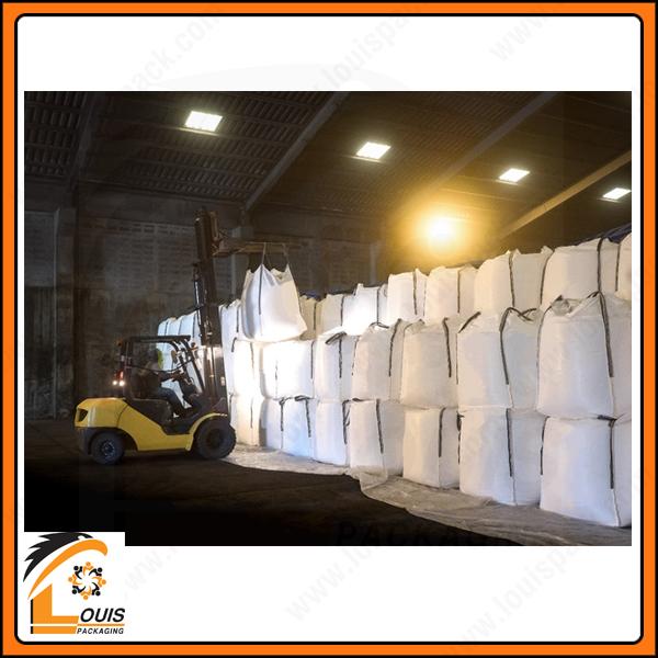 Bao Jumbo của nhà máy bao bì Louis sản xuất theo hệ số an toàn 5:1