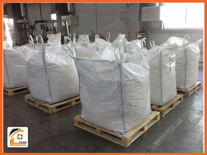 Bao jumbo tại Việt Nam còn gọi là bao big bag, bao 1 tấn, bao tải lớn…