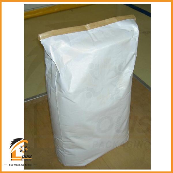 Bao bì giấy kraft trắng được làm từ giấy kraft đã tẩy trắng