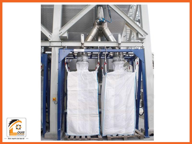 Mỗi loại bao jumbo được Louispack thiết kế phù hợp với mục đích sử dụng của Khách Hàng