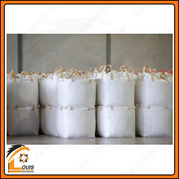 Bao jumbo 500kg thường có kết cấu thân dạng tròn hoặc vuông