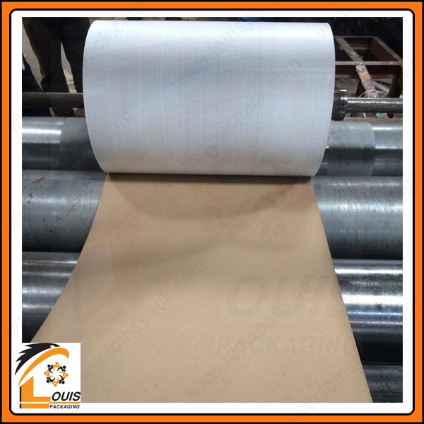 Bao KP đựng hạt nhựa 25kg là sự kết hợp tuyệt vời những ưu điểm của manh PP và giấy kraft
