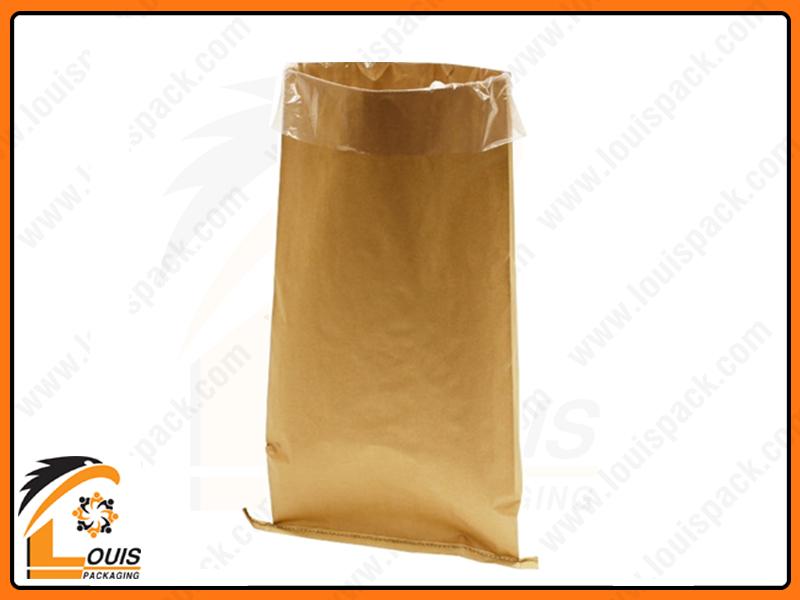 Bao giấy Kraft 25 kg là giải pháp bao bì đựng bột thực phẩm tối ưu được Khách Hàng lựa chọn