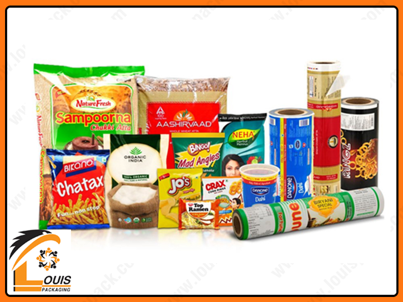 Công ty bao bì Louis chuyên cung cấp các loại bao bì thực phẩm, bao bì bánh kẹo