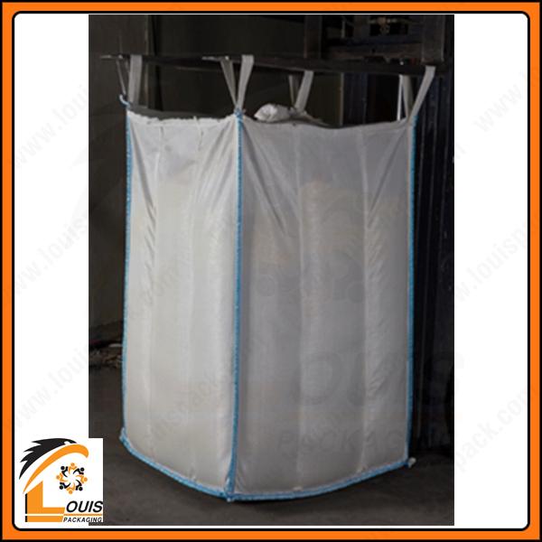 Bao jumbo được sản xuất từ hạt nhựa nguyên sinh sẽ đảm bảo chất lượng và giá sẽ cao hơn
