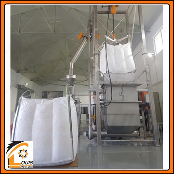 Sản xuất bao jumbo từ nhựa nguyên sinh giúp bao chịu lực tốt và tái sử dụng được nhiều lần