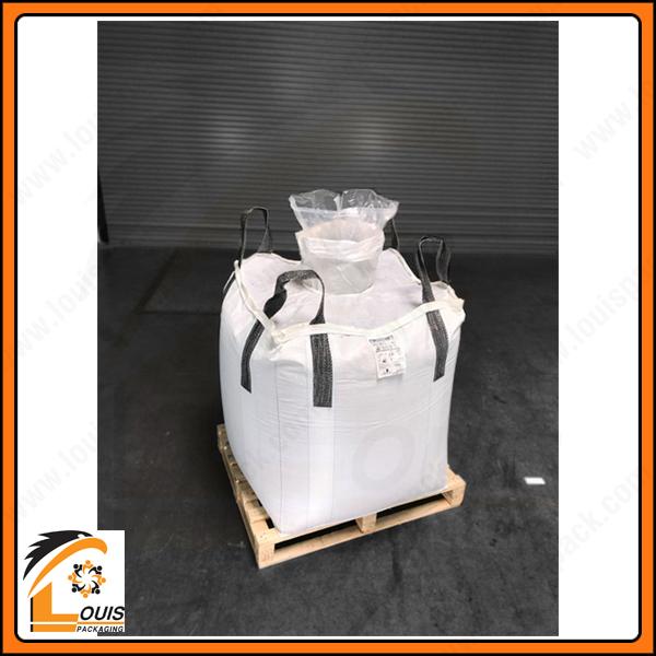 Bao jumbo lồng PE được xem là phương pháp đơn giản cho sản phẩm bột mịn
