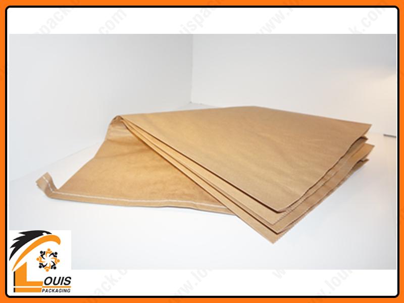 Bao 3 lớp giấy kraft Nhật được dùng phổ biến đựng tiêu 25 kg xuất khẩu