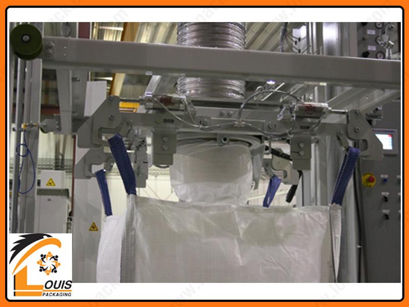 Bao jumbo đựng tiêu giúp quá trình đóng hàng vào bao và đóng container được nhanh chóng