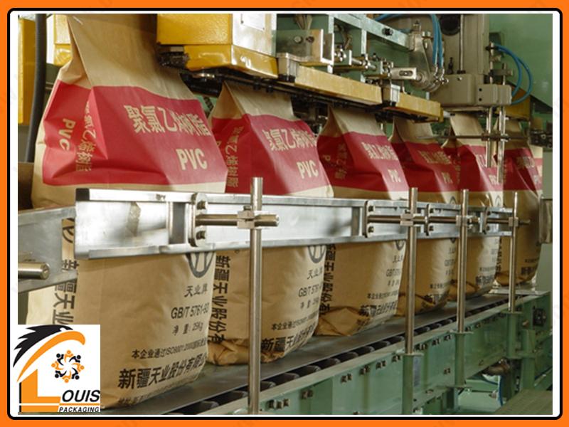 Bao KP 25kg, hay còn gọi là bao giấy kraft ghép PP dệt là giải pháp bao bì đựng 25kg hạt nhựa được sử dụng phổ biến nhất hiện nay