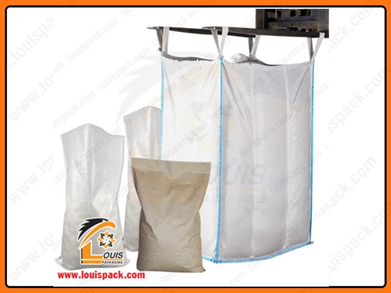 Bao pp dệt, bao giấy kraft, bao jumbo là 3 loại bao bì thường được sử dụng để đóng gói tiêu xuất khẩu