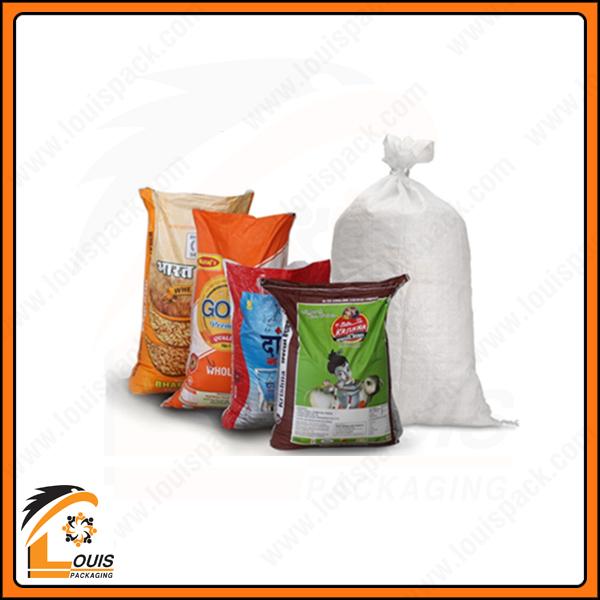 Bao PP dệt đựng lúa giống 10kg, 25kg và 40kg là giải pháp đóng gói bao bì lúa giống phổ biến