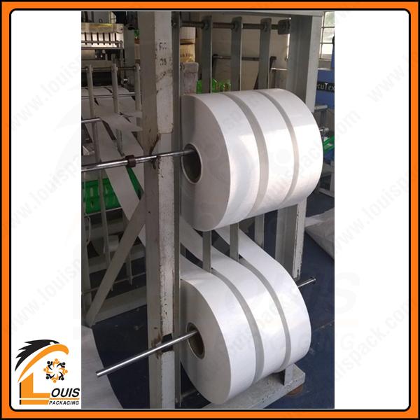 Cuộn nẹp PP dệt được cắt theo khổ rộng phù hợp với nhu cầu sử dụng của Khách Hàng