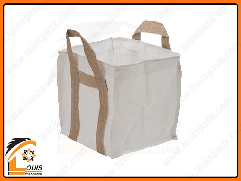 Bao jumbo mini được xem là giải pháp thay thế hiệu quả cho các thùng chứa đựng bằng nhựa cứng hoặc kim loại