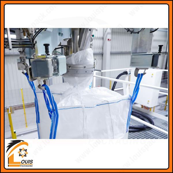 Bao jumbo chống xì là giải pháp bao bì chuyên dụng để chứa đựng khối lượng lớn hàng hóa dạng bột mịn và siêu mịn