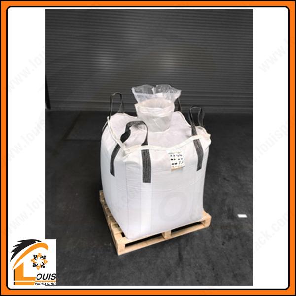 Bao jumbo đựng bột sữa luôn sử dụng túi lồng PE (liner) để bảo quản tốt sản phẩm
