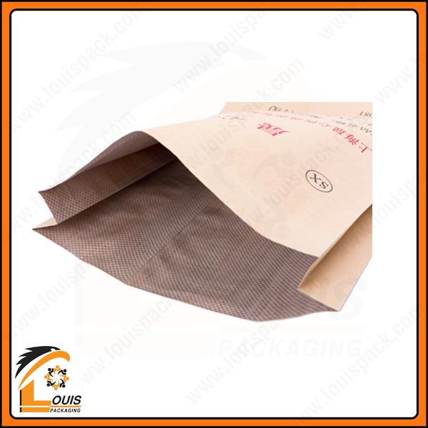 Bao kraft ghép PP dệt (bao KP) được xem là giải pháp bao bì đựng 25kg bột mì an toàn
