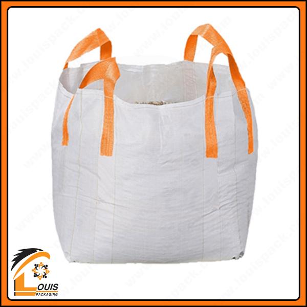 Bao bigbag thường sử dụng để đựng quặng khoáng sản từ 300kg – 1500kg